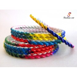 Top India - Multicolour Kids Metal Bangle