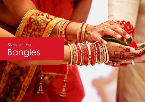 Understand Sizes of the Bangles