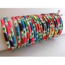 Bel Multi - Multicolour Kada Set (MS,LS)