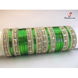 Sagar Kinare - Metal Bangle Sets (2-Set's Box)