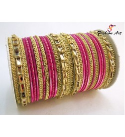 SPC-8570 - Metal Bangle (6 Set's Box)